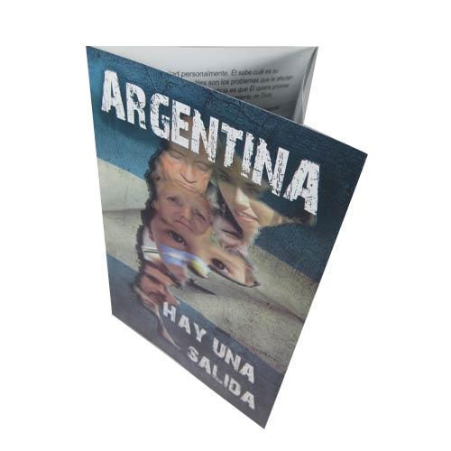 Argentina hay una salida