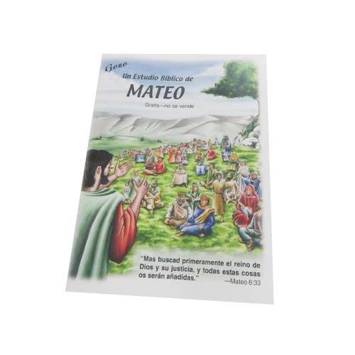 Estudio Bíblico sobre San Mateo
